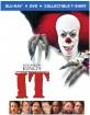 It (1990) (Blu-ray + DVD + Collectible T-Shirt) (US Import) Blu-ray