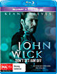 John Wick (Blu-ray + UV Copy) (AU Import ohne dt. Ton) Blu-ray