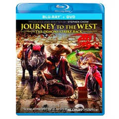 Journey to the West: The Demons Strike Back (2017) (Blu-ray + DVD) (Region A - US Import ohne dt. Ton) Blu-ray
