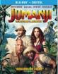 Jumanji: Welcome to the Jungle (2017) (Blu-ray + UV Copy) (US Import ohne dt. Ton) Blu-ray