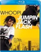 Jumpin' Jack Flash (1986) (Region A - US Import ohne dt. Ton) Blu-ray