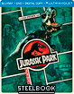 Jurassic Park - Limited Edition Steelbook (Blu-ray + DVD + UV Co Blu-ray