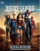 Justice League (2017) 3D - Manta Lab Exclusive Limited Double Lenticular Full Slip Edition Steelbook (HK Import) Blu-ray