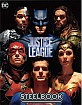 Justice League (2017) 4K - Manta Lab Exclusive Limited Full Slip Edition Steelbook (HK Import ohne dt. Ton) Blu-ray