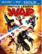 Justice League: War (Blu-ray + DVD + Digital Copy + UV Copy) (US Import ohne dt. Ton) Blu-ray