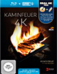 Kaminfeuer (2014) 4K - Limited 4K Ultra HD Edition (Blu-ray + UHD Stick) Blu-ray