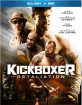 Kickboxer: Retaliation (2018) (Blu-ray + DVD) (Region A - US Import ohne dt. Ton) Blu-ray