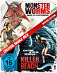 Killer Beach & Monster Worms - Angriff der Monsterwürmer (Creature Double Pack - Worms Edition) Blu-ray