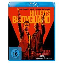 Killer's Bodyguard Blu-ray