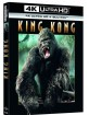 King Kong (2005) 4K (4K UHD + Blu-ray) (ES Import) Blu-ray