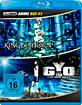 King of Thorn + Gyo - Der Tod aus dem Meer (Anime Box #3) Blu-ray
