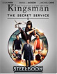 Kingsman: The Secret Service (2014) - Limited Edition Steelbook (HK Import ohne dt. Ton) Blu-ray