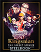 Kingsman: The Secret Service (2014) - Manta Lab Exclusive Limited Full Slip Type A Edition Steelbook (HK Import ohne dt. Ton) Blu-ray