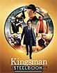 Kingsman: The Secret Service (2014) - Manta Lab Exclusive Limited Lenticular Slip Edition Steelbook (HK Import ohne dt. Ton) Blu-ray