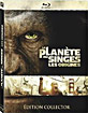 La Planète des Singes: Les Origines - Edition Collector (FR Impo Blu-ray