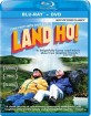 Land Ho! (2014) (Blu-ray + DVD) (Region A - US Import ohne dt. Ton) Blu-ray