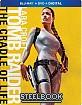 Lara Croft - Tomb Raider: The Cradle of Life - Limited Steelbook (Blu-ray + DVD + Digital Copy) (US Import ohne dt. Ton) Blu-ray
