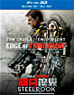 Live Die Repeat - Edge of Tomorrow 3D - FuturePak (Blu-ray 3D + Blu-ray) (TW Import ohne dt. Ton) Blu-ray