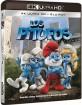 Los Pitufos 4K (4K UHD + Blu-ray) (ES Import) Blu-ray
