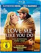 Love Me Like You Do - Aus Schicksal wird Liebe Blu-ray