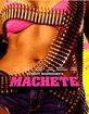 Machete (2010) - KimchiDVD Exclusive Limited Full Slip Type B Edition Steelbook (KR Import ohne dt. Ton) Blu-ray