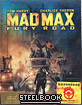 Mad Max: Fury Road (2015) 3D - HDzeta Exclusive Limited Lenticular Slip Type A Edition Steelbook (CN Import ohne dt. Ton) Blu-ray