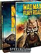 Mad Max: Fury Road (2015) 4K - HDzeta Exclusive Limited Black&Chrome Edition Steelbook (CN Import ohne dt. Ton) Blu-ray
