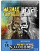 Mad Max: Fury Road Black & Chrome Edition (Limited Steelbook Edition) Blu-ray