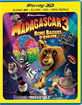Madagascar 3: Bons baisers d'Europe 3D (Blu-ray 3D + Blu-ray + D Blu-ray