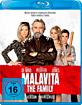 Malavita - The Family Blu-ray
