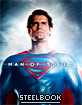 Man of Steel 3D - Manta Lab Exclusive Limited Full Slip Edition Steelbook (HK Import ohne dt. Ton) Blu-ray