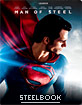 Man of Steel 3D - Manta Lab Exclusive Limited Lenticular Magnet Edition Steelbook (HK Import ohne dt. Ton) Blu-ray