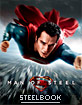 Man of Steel 3D - Manta Lab Exclusive Limited Lenticular Slip Edition Steelbook (HK Import ohne dt. Ton) Blu-ray