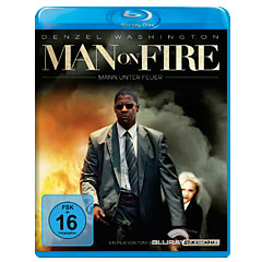 Man on Fire - Mann unter Feuer Blu-ray