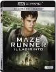 Maze Runner: Il Labirinto 4K (4K UHD + Blu-ray) (IT Import) Blu-ray