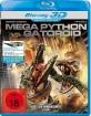 Mega Python vs. Gatoroid 3D (Blu-ray 3D) (Neuauflage) Blu-ray