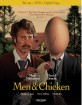Men & Chicken (2015) (Blu-ray + DVD + Digital Copy) (Region A - US Import ohne dt. Ton) Blu-ray