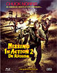 Missing in Action 2: Die Rückkehr - Limited Mediabook Edition (Cover A) (AT Import) Blu-ray
