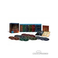 Mittelerde Collection (Extended Edition) (6-Film Collection im hochwertigen Schuber) Blu-ray