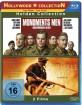 Monuments Men - Ungewöhnliche Helden + Der schmale Grat (Helden Collection) Blu-ray