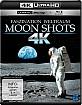 Moon Shots - Faszination Weltraum 4K (4K UHD+ Blu-ray) Blu-ray