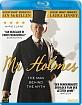 Mr. Holmes (2015) (CH Import) Blu-ray
