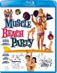 Muscle Beach Party (1964) (Region A - US Import ohne dt. Ton) Blu-ray