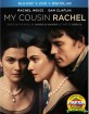My Cousin Rachel (2017) (Blu-ray + DVD + UV Copy) (US Import ohne dt. Ton) Blu-ray