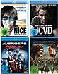Nice Price: Action Kino Blu-ray Paket (4-Disc Set) Blu-ray