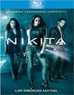 Nikita: Segunda Temporada Completa (ES Import) Blu-ray