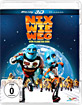 Nix Wie Weg - Vom Planeten Erde 3D (Blu-ray 3D) Blu-ray