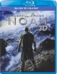Noah (2014) 3D (Blu-ray 3D + Blu-ray) (IT Import) Blu-ray