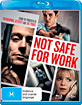 Not Safe for Work (AU Import) Blu-ray