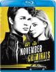 November Criminals (2017) (US Import ohne dt. Ton) Blu-ray